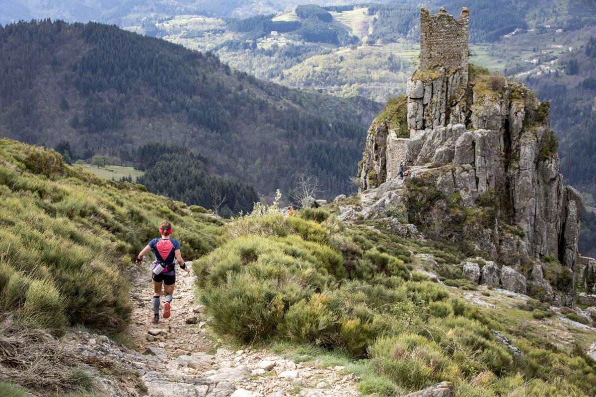 Le trail de l'Ardèche change de nom et devient l'Ardèche Trail La Voie Romaine