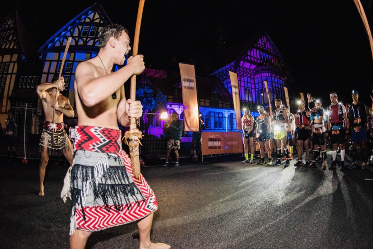 Tarawera Ultramarathon : GO !