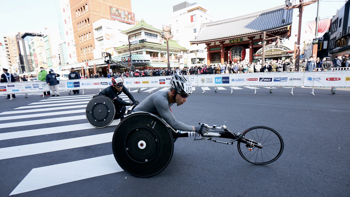 Le marathon de Tokyo a-t-il vraiment eu lieu ?