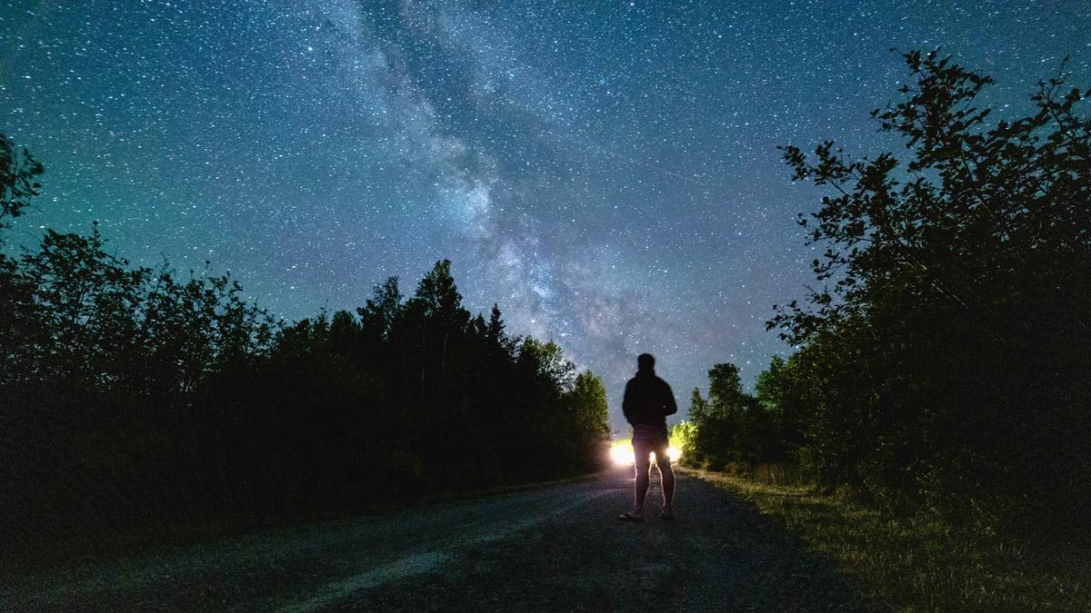 Oxsitis® Atom 2 by night