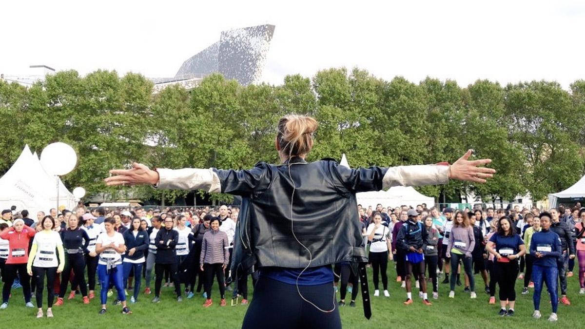 La concurrente de La Parisienne c'est elle : la Sine Qua Non Run
