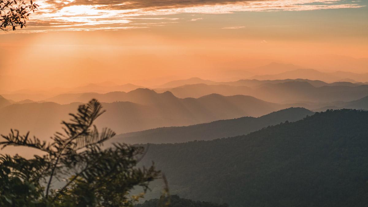 le 1er championnat du monde de course en montagne et trail running