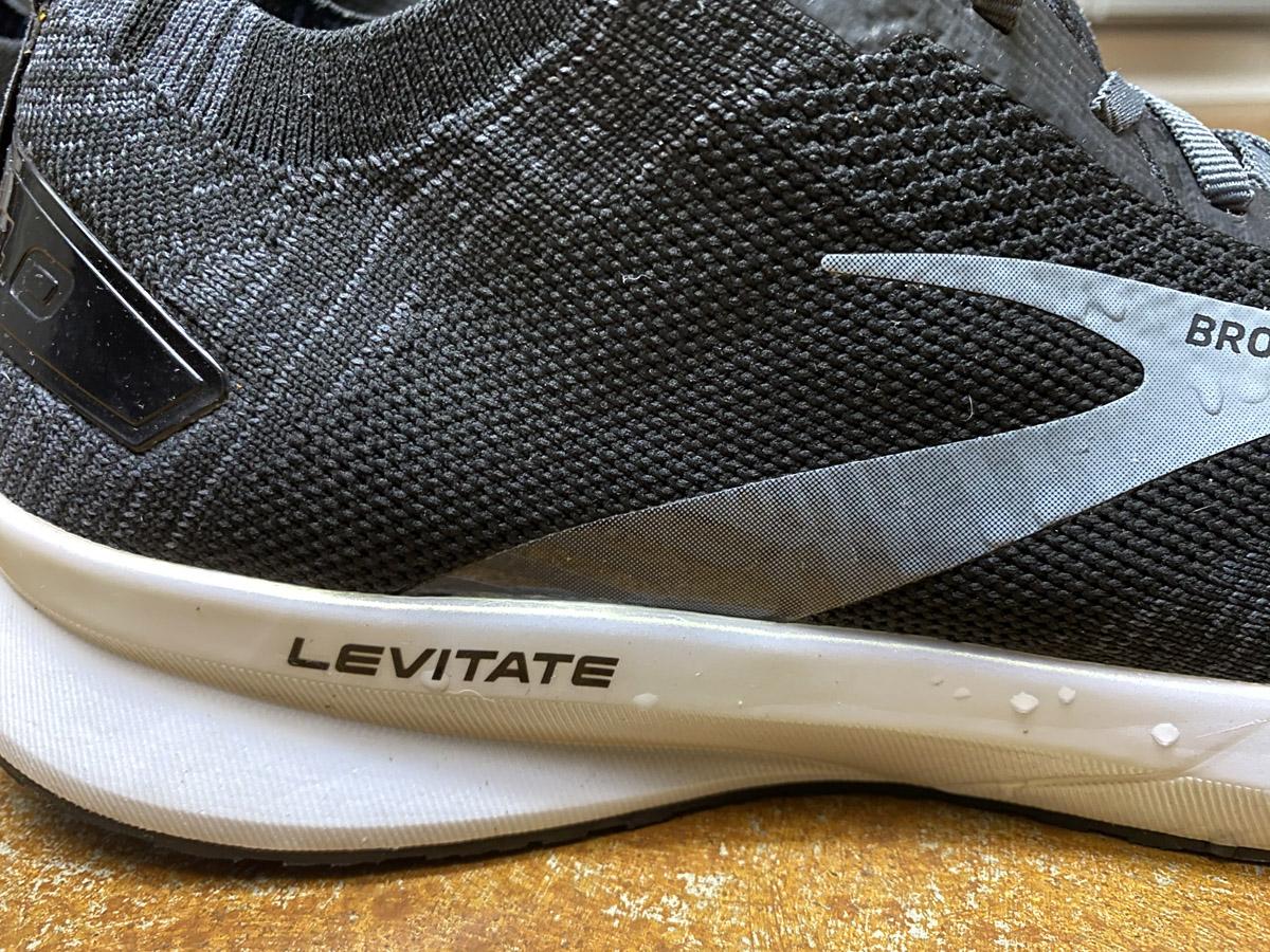 nouvelle Levitate de Brooks