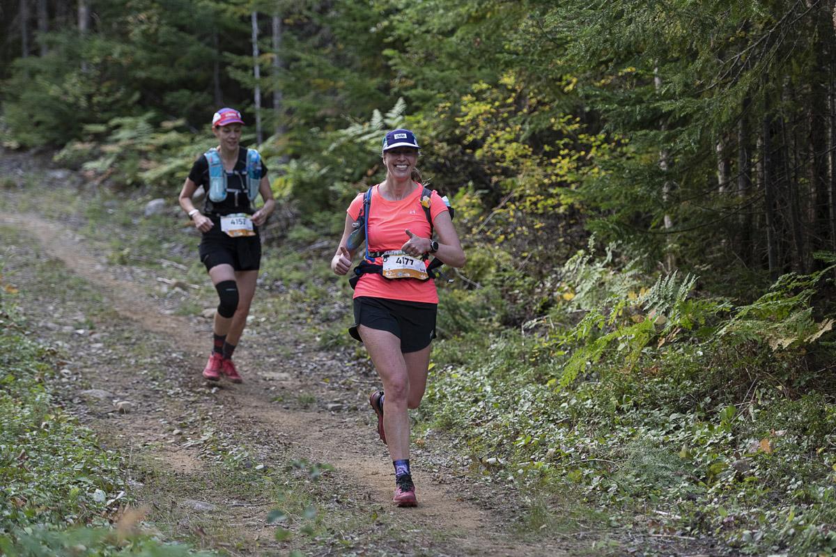 Deux femmes dans le top 5 d'un 125 km au Canada