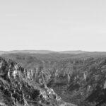 Gilles Bertrand, les Templiers, l'UTMB et le Tarn Valley Trail