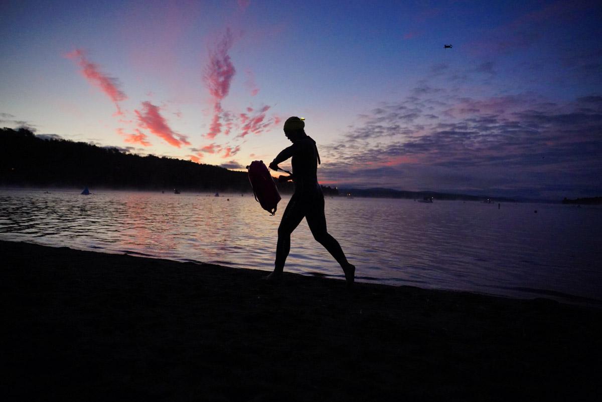 Canada Man/Woman. Triathlon émotion.